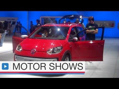 Frankfurt Motor Show 2011: Volkswagen UP!