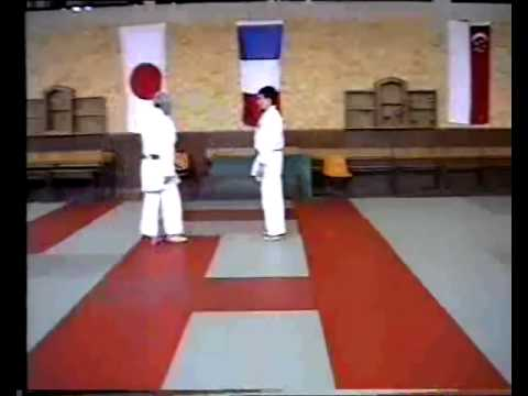 Judo: Kaeshi-no-kata