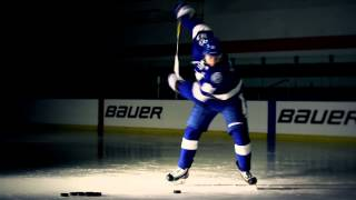 Steven Stamkos - BAUER SUPREME TOTALONE MX3 Stick: MX3 Break Stuff Challenge