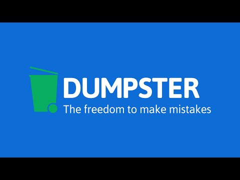 Video of Dumpster Image & Video Restore