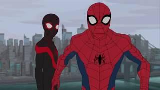 Marvel   Человек паук 2017   сезон 1 серия 17 - Восхождение Дока Ока. Часть 2