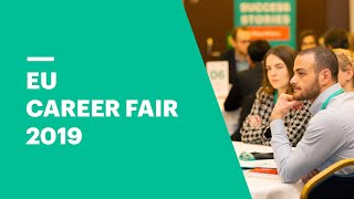 EU Career Fair 2019: Students Share Their Experiences