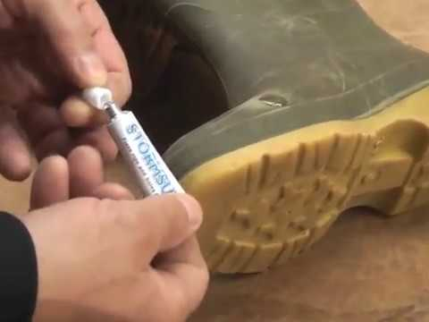 How To Repair Your Wellington Boots