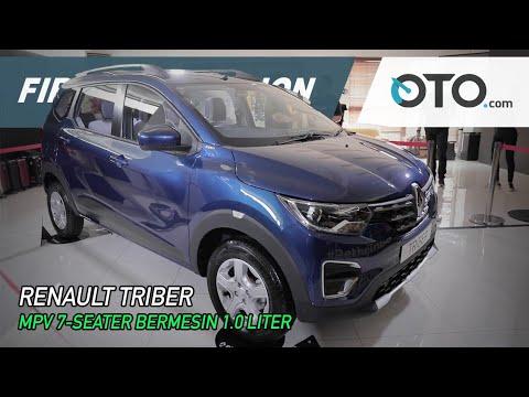 Renault Triber | First Impression | MPV-7 Seater Bermesin 1.0 Liter | OTO.com