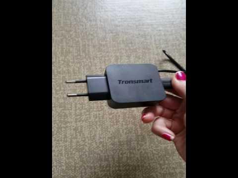 Tronsmart snabb Micro USB laddare 3.0A e