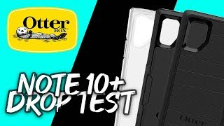 Otterbox Samsung Galaxy Note 10 Drop Test | Is Otterbox a Waste of Money