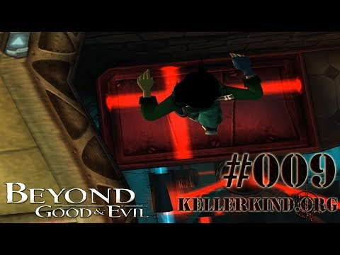 Fingerfertigkeit ★ #009 ★ We play Retro-Sonntag: Beyond Good and Evil [HD|60FPS]