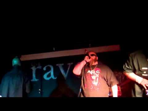 CDK - Fuck Em (Fuck the F.B.I.) Live - The Raven 04/26/2013