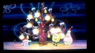 "SpongeBob Squarepants ""Very First Christmas"" Song"