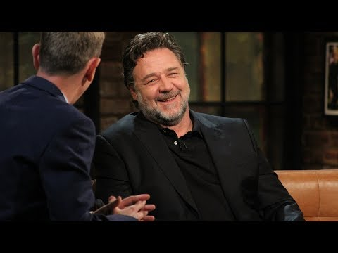 Russell Crowe has never had a sh*t pint in Dublin! | The Late Late Show | RTÉ One