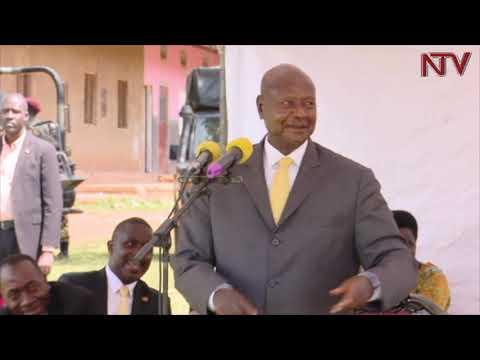TEMULENGEZZA BAKINNANSI: Museveni awadde bannaddiini amagezi