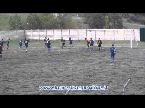 Preview video Video calcio Laurenzana-Savoia 1-1 Seconda Categoria B 2 giornata Laurenzana 1 novembre 2015