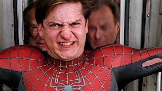 Spider-Man Saves Train 🔥 Hollywood Whatsapp Status   Bao Rami Status