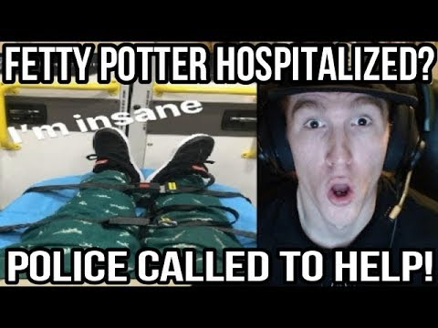 Fetty Potter Insane? Cops Called!