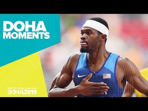 USA storms to men's 4x400m gold - IAAF World Athletics Championships Doha 2019  (IAAF)