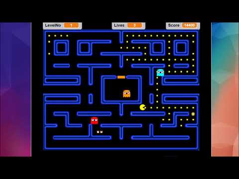 How to Make PacMan on Scratch – PACMAN Game Creation Tutorial – Scratch
