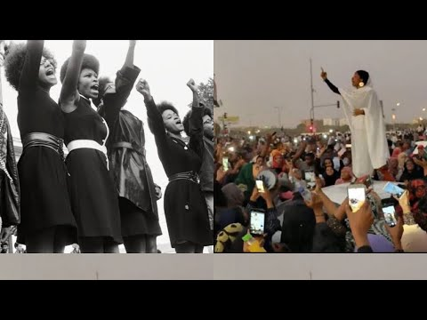 African Women are rising to speak for the well being of Biafrans