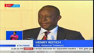 CS Henry Rotich says the Kenyan economy is stable