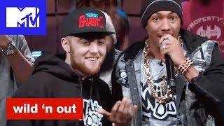 Mac Miller Rides the Coattails of Eminem's Diss | Wild 'N Out | #Wildstyle
