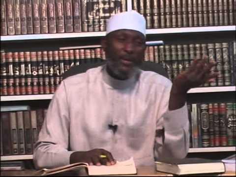 Sheikh Awwal Albany Zaria(Tafsir Ibnu Khaseer 12)