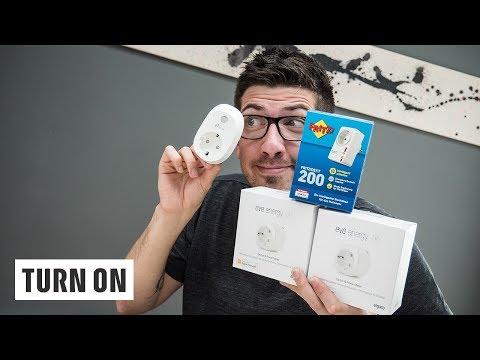 Jetzt werden unsere Steckdosen smart! – TURN ON Help