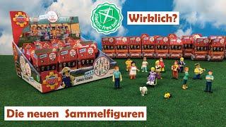 Unboxing - Feuerwehrmann Sam Sammelfiguren Series 3 von Simba -  109251075
