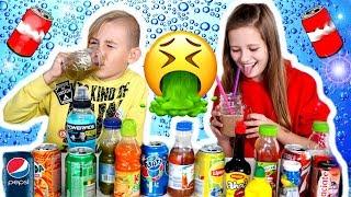 MYSTERY DRINK CHALLENGE z MILO MAZUR ❤ CookieMint