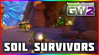 SOIL SURVIVOR IS HERE   Plants vs Zombies Garden Warfare 2