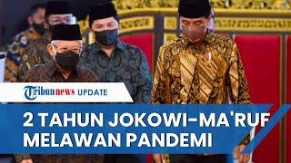 Golkar Apresiasi 2 Tahun Pemerintahan Jokowi-Ma'ruf, Dinilai Mampu Jawab Tantangan Pandemi