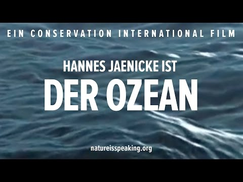 Die Natur spricht - Hannes Jaenicke ist Der Ozean