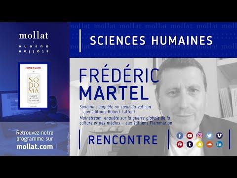 Frédéric Martel Vidéo