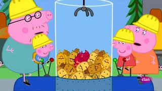 Peppa Pig 2017 English   Digger world