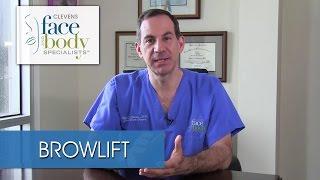 Dr. Ross Clevens Explains the Brow lift Procedure for Men