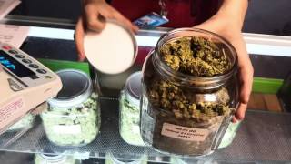 DISPENSARY TOUR!!!! RARE INSIDE FOOTAGE of the BEST DISPENSARY IN COLORADO