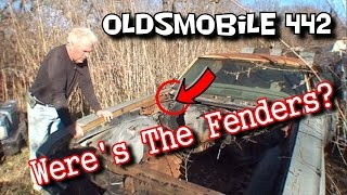 "Oldsmobile Cutless Supreme-OverHaul Restoration - Part 10 - ""Junk Yard Hunting"""