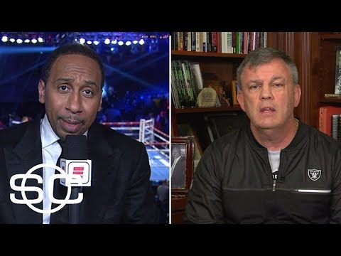 Stephen A. Smith 'disgusted' over Rigondeaux quitting vs. Lomachenko   SportsCenter   ESPN