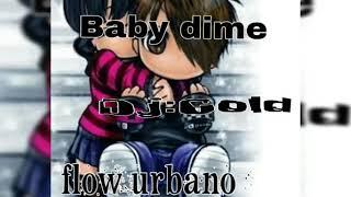 New God - Baby Dime (audio oficial)