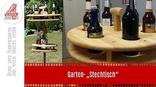 """Garten-""""Stechtisch"""""""