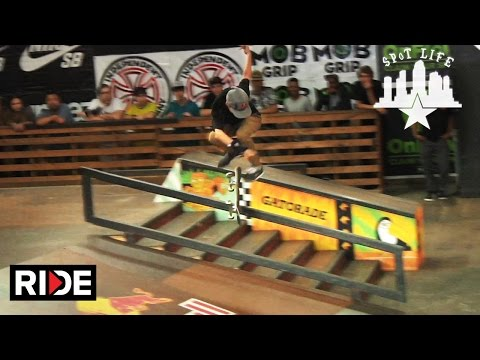 Tampa Am 2014: Semi Finals, Finals, and Best Trick - Jagger Eaton, Micky Papa and More!  - SPoT Life