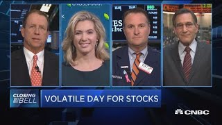 Closing Bell Exchange: Investors getting stressed out over headlines