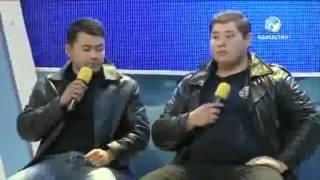 """""""АЭСА"""", Алматы. Премьер Лига - 2013, 1/4 финал, 2-топ."""