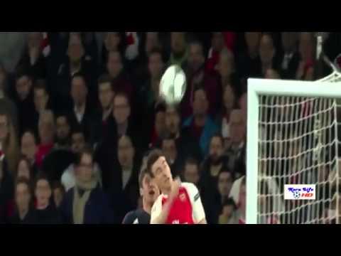 Arsenal 2 vs Baryn 0