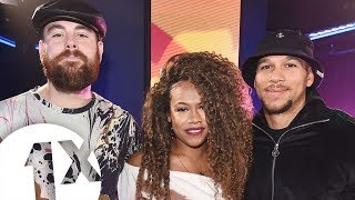 Rudimental Ft. MORGAN   'Mean That Much' In The 1Xtra Live Lounge