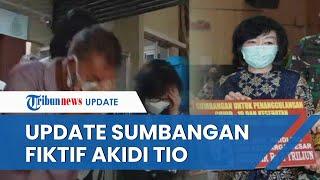 Update Terbaru Sumbangan Fiktif Rp2 Triliun Akidi Tio, Heriyanti Kini Dibawa ke RSJ untuk Observasi