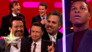 The Nerdiest Moments On The Graham Norton Show | Part Two
