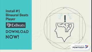 #1 Binaural Beats Player 💓 Unique Android Binaural Beats APP 2018 📱