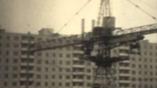 Москва, м.Ждановская, ул.Косинская. 1971г.