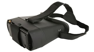 Аксессуар для дрона и квадракоптера очки VR виртуальной реальности фото