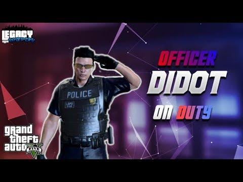Officer DiDot in Whitelist   GTA RP (membership is here)
