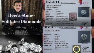 Heera Stone - Solitaire Diamond